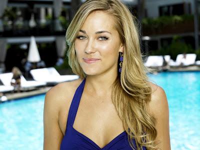 Lauren Katherine Hollywood Actress Wallpapers bikini