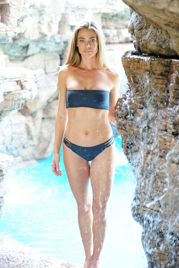Denise Richards 2012 Photoshoot In Malibu