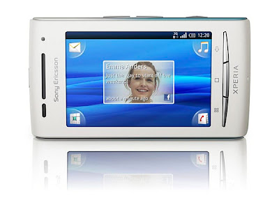 Sony Ericsson Xperia X8 3G Android Mobile Phone Review and Specs