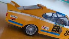 Chevrolet Opala -Pedro Victor Delamare - esc1:25