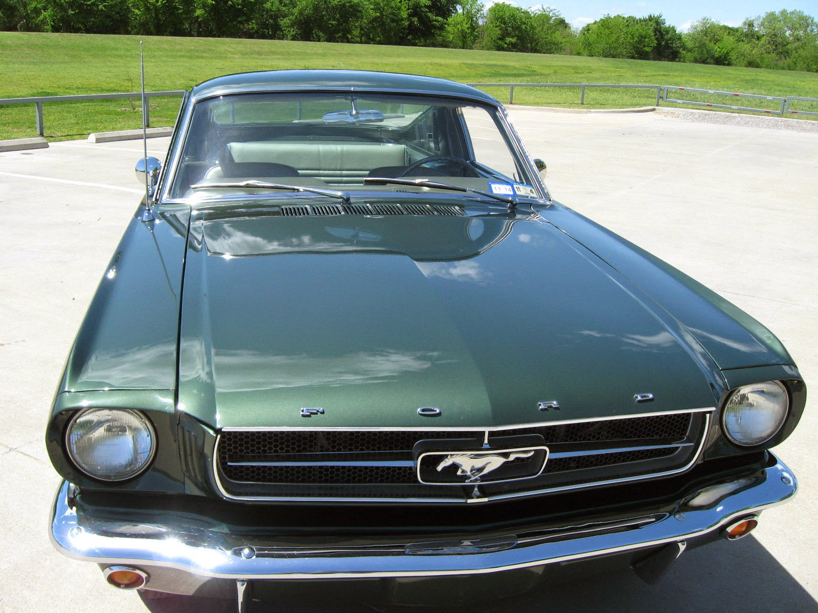 For Sale Ultra Rare 1965 T-5 Ford Mustang 2+2 ~ For Sale American ...