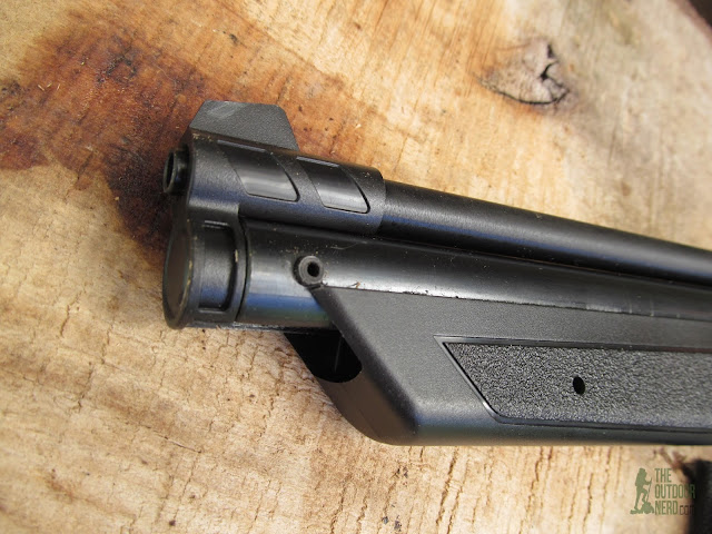 Crosman 1322 Air Pistol - Product View 8