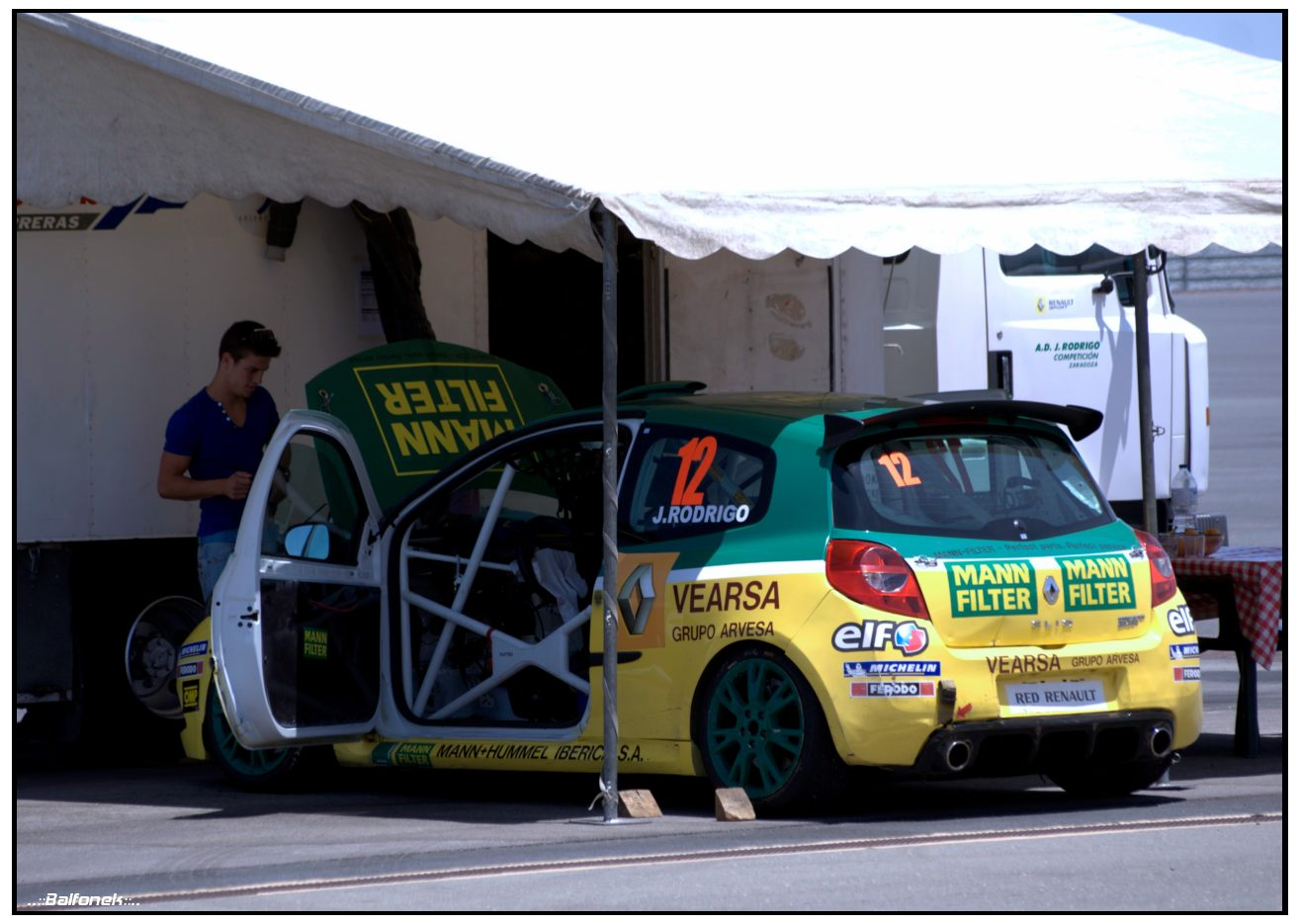 Circuito Monteblanco : Dark side: mañana de motor en el circuito de monteblanco