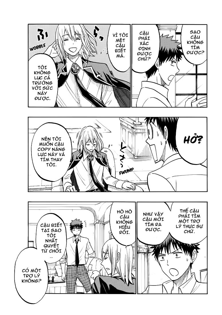 Yamada kun to 7 nin no Majo Chap 219 - Trang 3