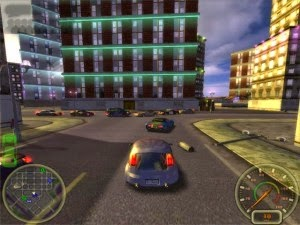 Download Game Balapan City Racing