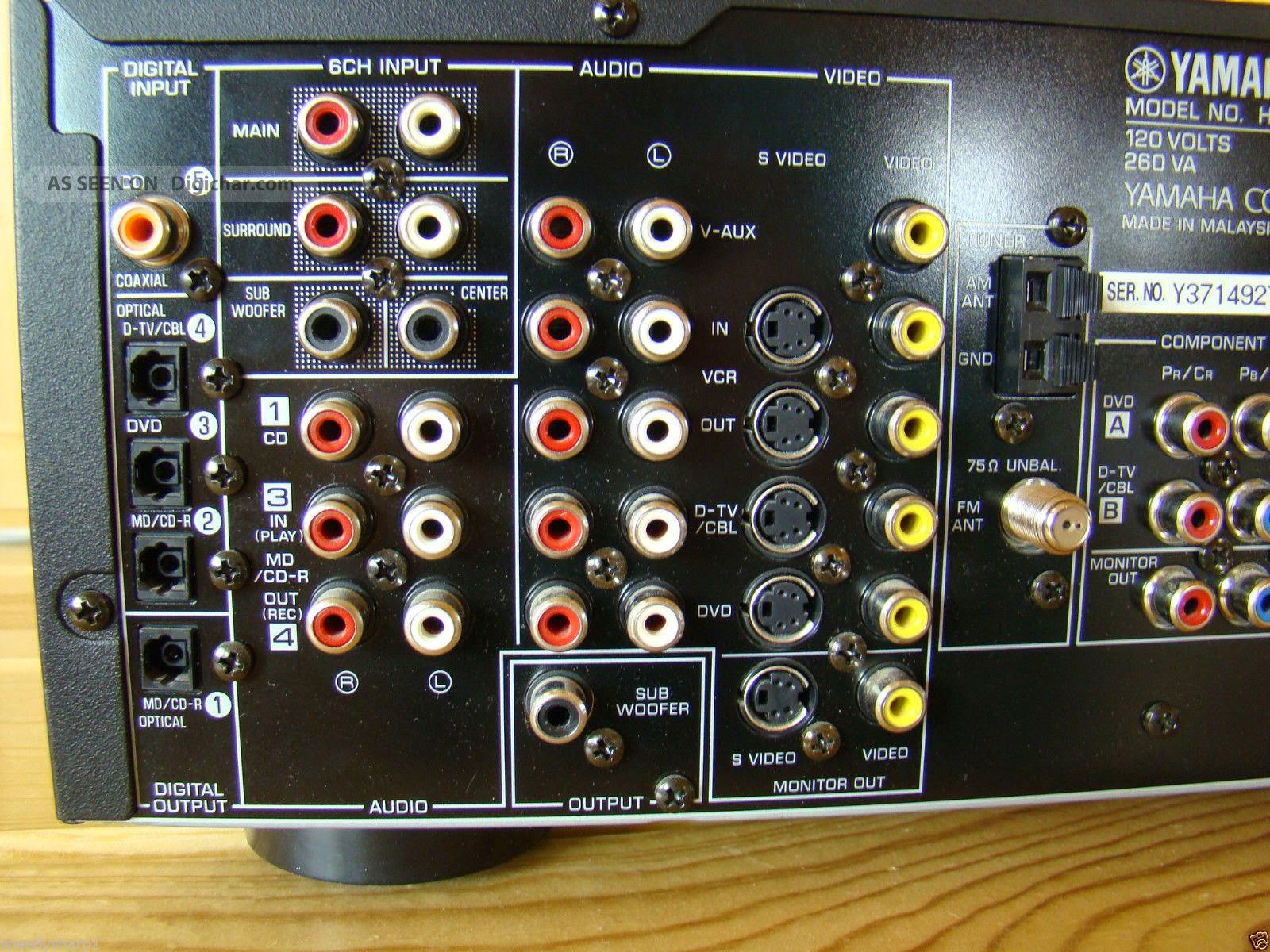 yamaha htr 5550 av receiver audiobaza rh audiobaza blogspot com yamaha htr-5500 manual yamaha htr 5250 manual