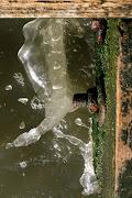 .für kurze Zeit entstehen aus Wasser Menschen.