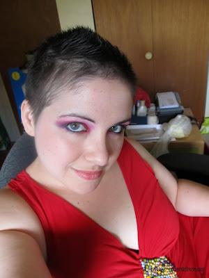 Maquillage avec Sugarpill! (Crazy love)