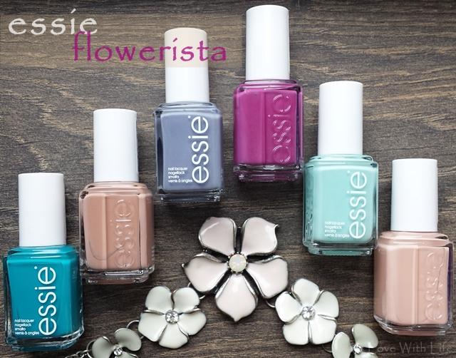 essie - flowerista LE
