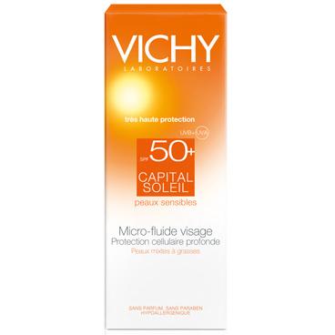 protector solar para el rostro