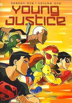 Filme Poster Justiça Jovem Vol.1 DVDRip XviD Dual Áudio & RMVB Dublado