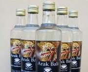 Arak Bali, Balinese alcoholic drinks