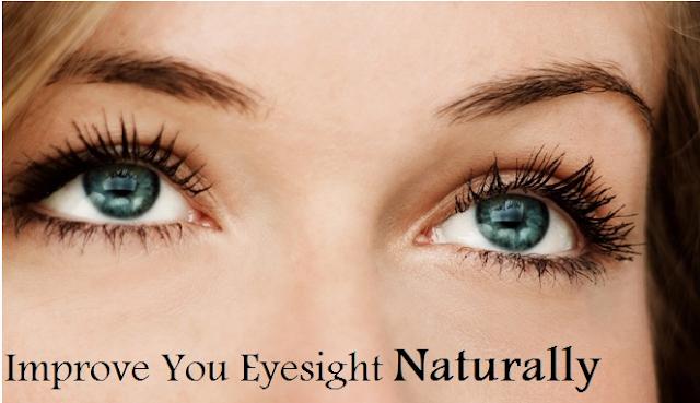 आँखों की रोशनी बढाने के घरेलू प्रयोग