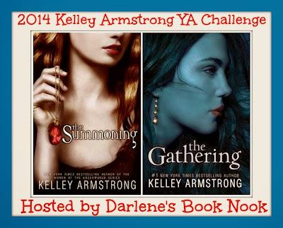 2014 Kelley Armstrong YA Challenge