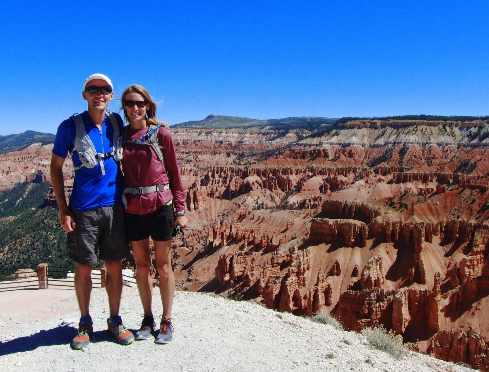 wasatch and beyond: southern utah summer vacation roundup (table of