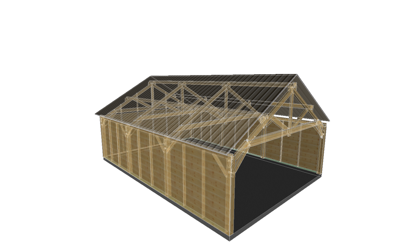 Conception charpente bois dietrich 39 s software for Logiciel de construction 3d