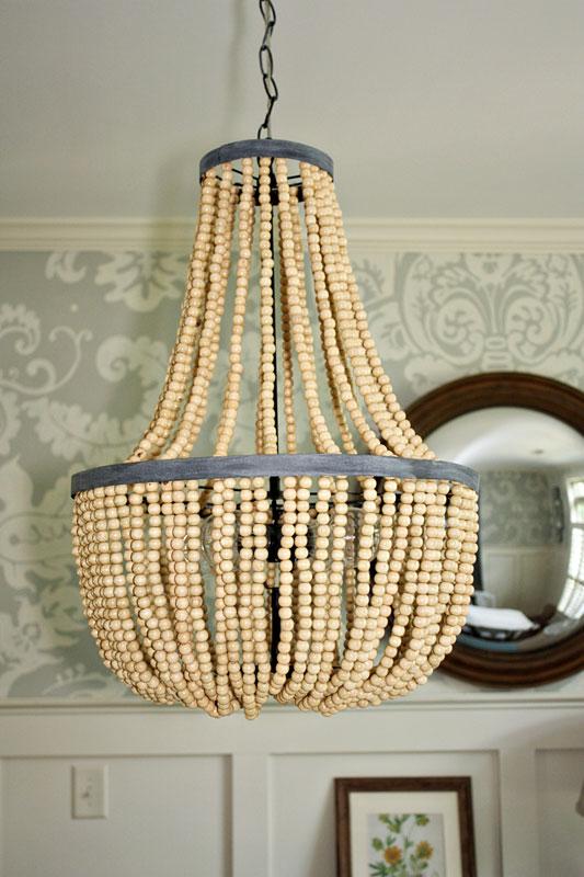 Diy Chandelier Kit: The chandelier.,Lighting