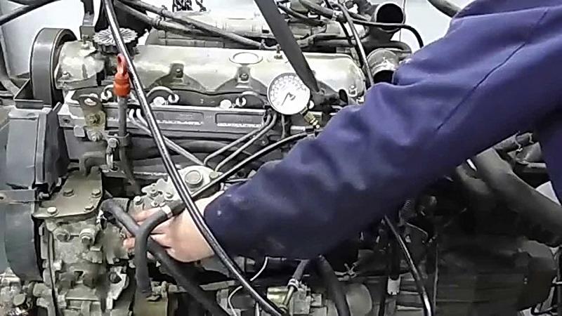 Замена ремня ГРМ FIAT Ducato