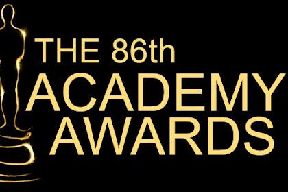 Inilah Para Pemenang Academy Award (Piala Oscars) ke-86