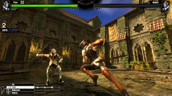 Blade Symphony ScreenShot