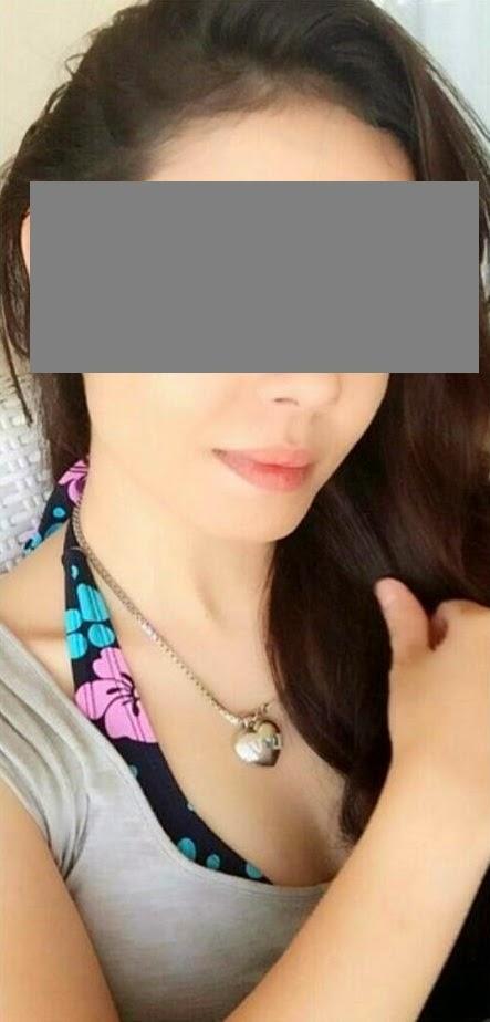 10 Gambar wajah sebenar Effa kakak Emma Maembong paling mengancam