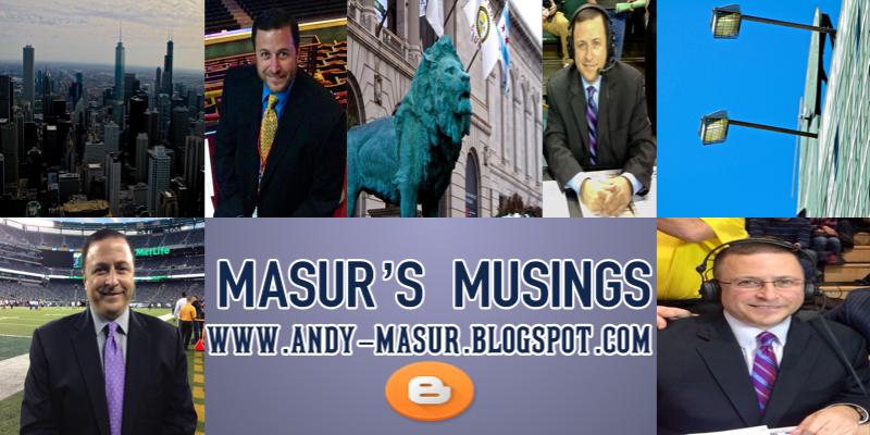 MASUR'S MUSINGS