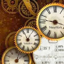 Gold Clock Live Wallpaper HD 1.02 apk