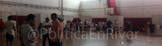 Elecciones River Plate 2013, River, River Plate, Rodolfo D'Onofrio, colas, filas