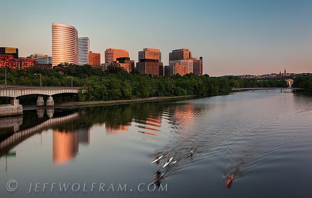 Urban Landscape Photograph