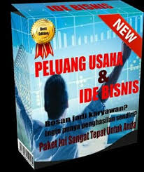 Ebook Peluang Bisnis & Peluang Usaha + Tips Sukses
