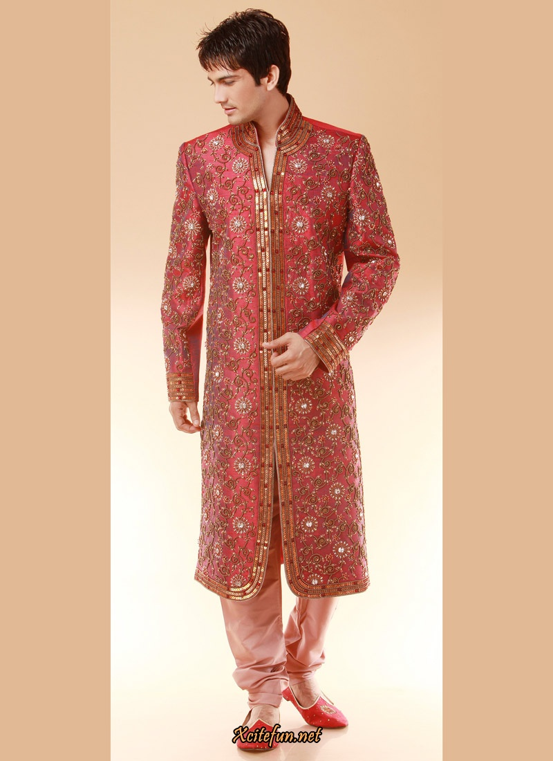 Indian Wedding Costumes For Groom 94