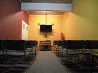 Consulta por la nueva Sala de Cine de la Biblioteca de Teología