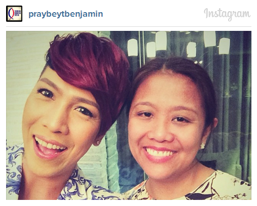 Vice Ganda and Nancy Binay Seen Together.