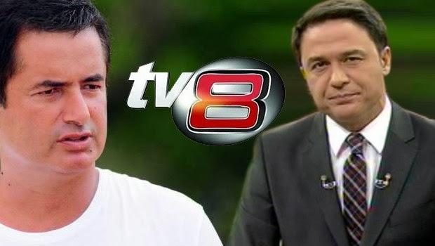 Tv8 satışının ardından programlar yayından kaldırılıyor
