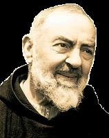 """""""Ficarei na porta do Paraíso até o último dos meus filhos entrar"""" - Padre Pio"""