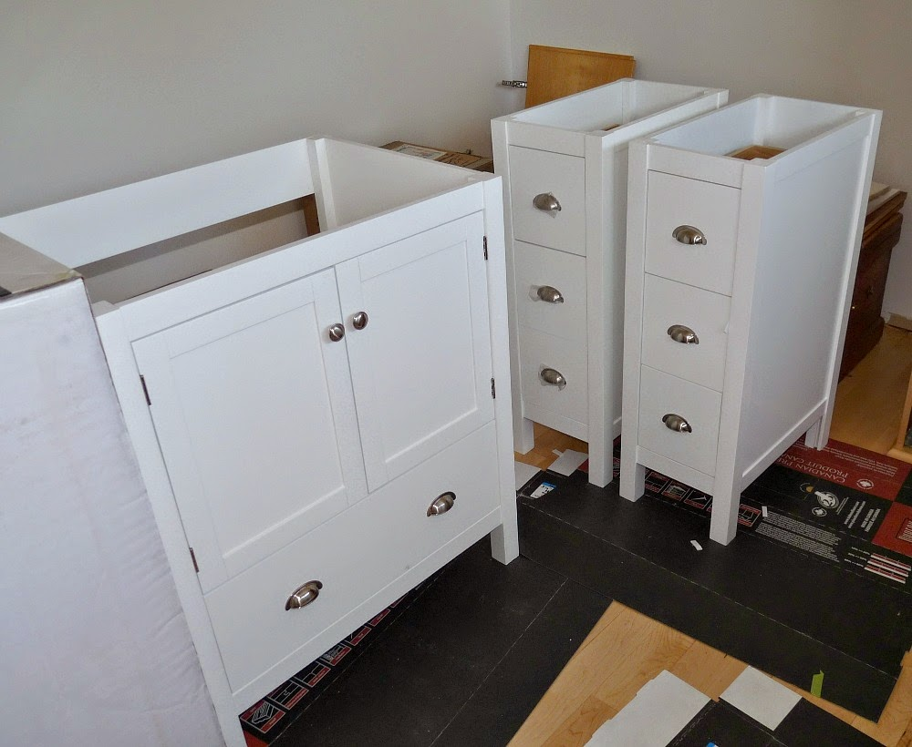 Townhouse Bathroom Reno Doover  Candid Thoughts On A Bathroom Reno  Dans  Le Lakehouse