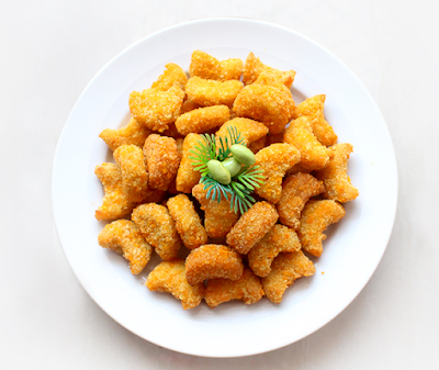 Resep Nugget Jamur Tiram Putih Vegetarian Hiratake Food