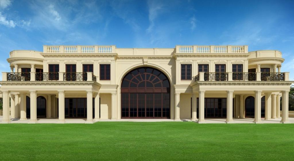 Eileen 39 s home design a 60 000 square foot mega mansion in for Mega mansions in florida