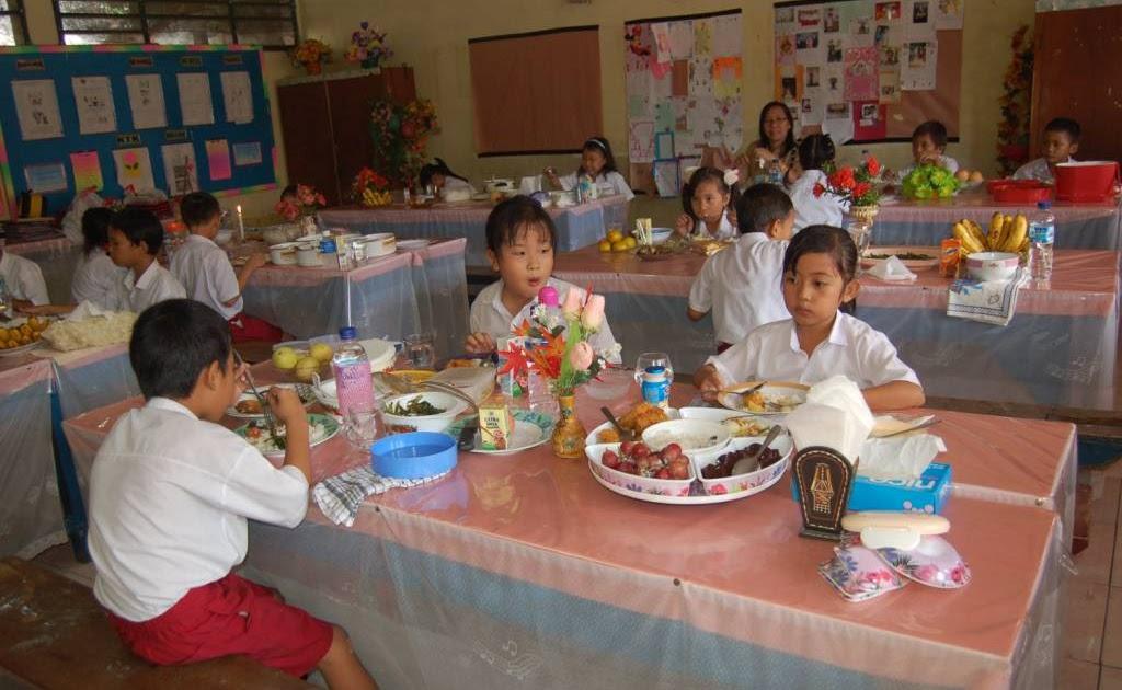 My Photos Archive Praktek Menu 4 Sehat 5 Sempurna Anak Sd Kelas Iii