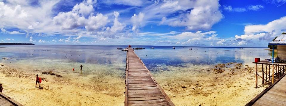 Info Paket Liburan & Wisata Murah Pulau Maratua Kalimantan