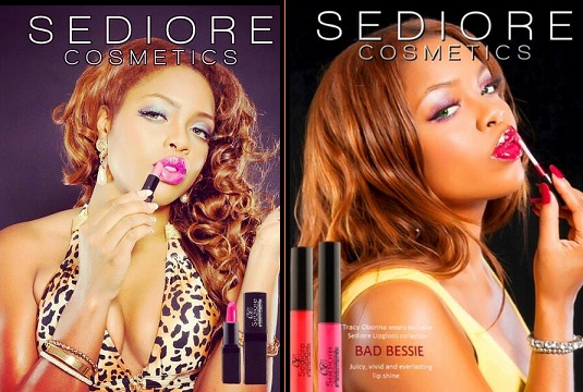 tracy obonna cosmetic line