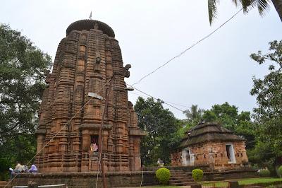 Kusakeswara temple Bhubaneswar