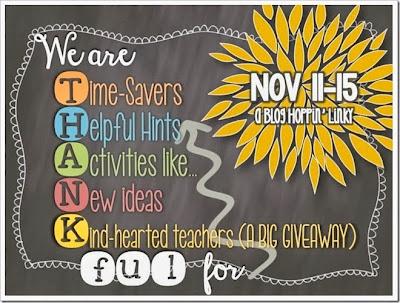 http://imbloghoppin.blogspot.com/2013/11/get-ready.html