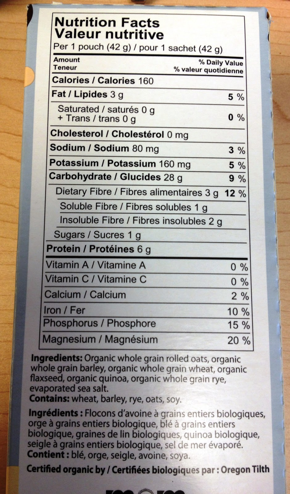 Cinnamon Toast Crunch Nutrition Facts s Gallery | ImagesJar