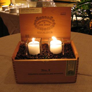 Crafts Made With Cigar Boxes