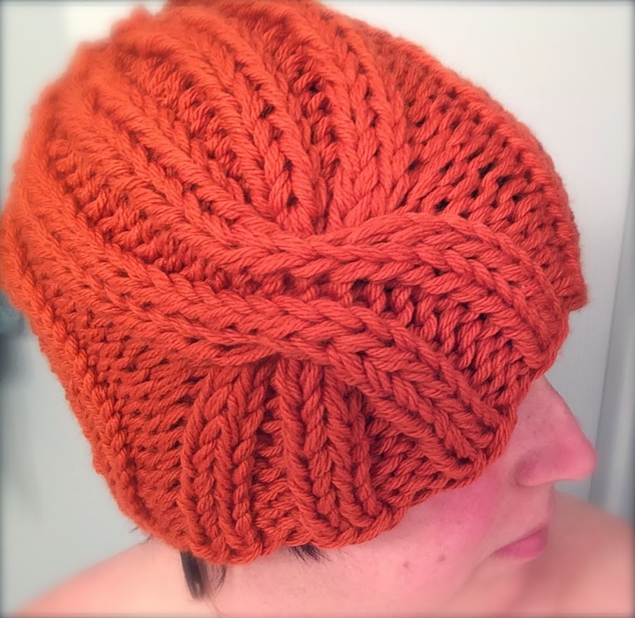 Knitting Olympics Ravelry : Brownie knits olympic knitting mag mile hat