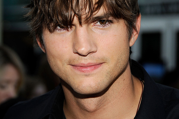 ashton kutcher two and a half men character. A HALF MEN. Ashton Kutcher