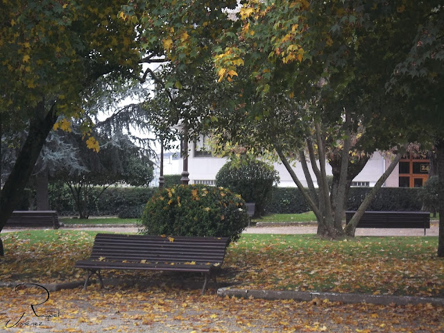 Lugo en otoño