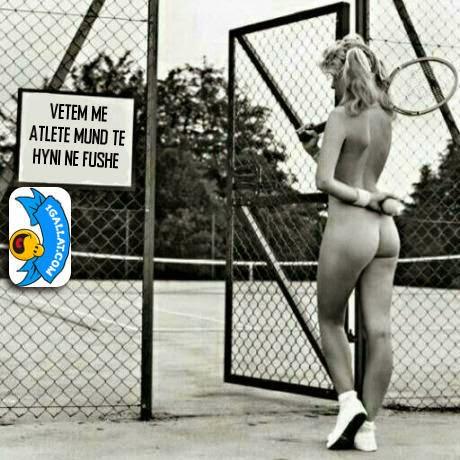SEX: Me Pelqen Rregullorja e Kesaj Fushe Tenisi