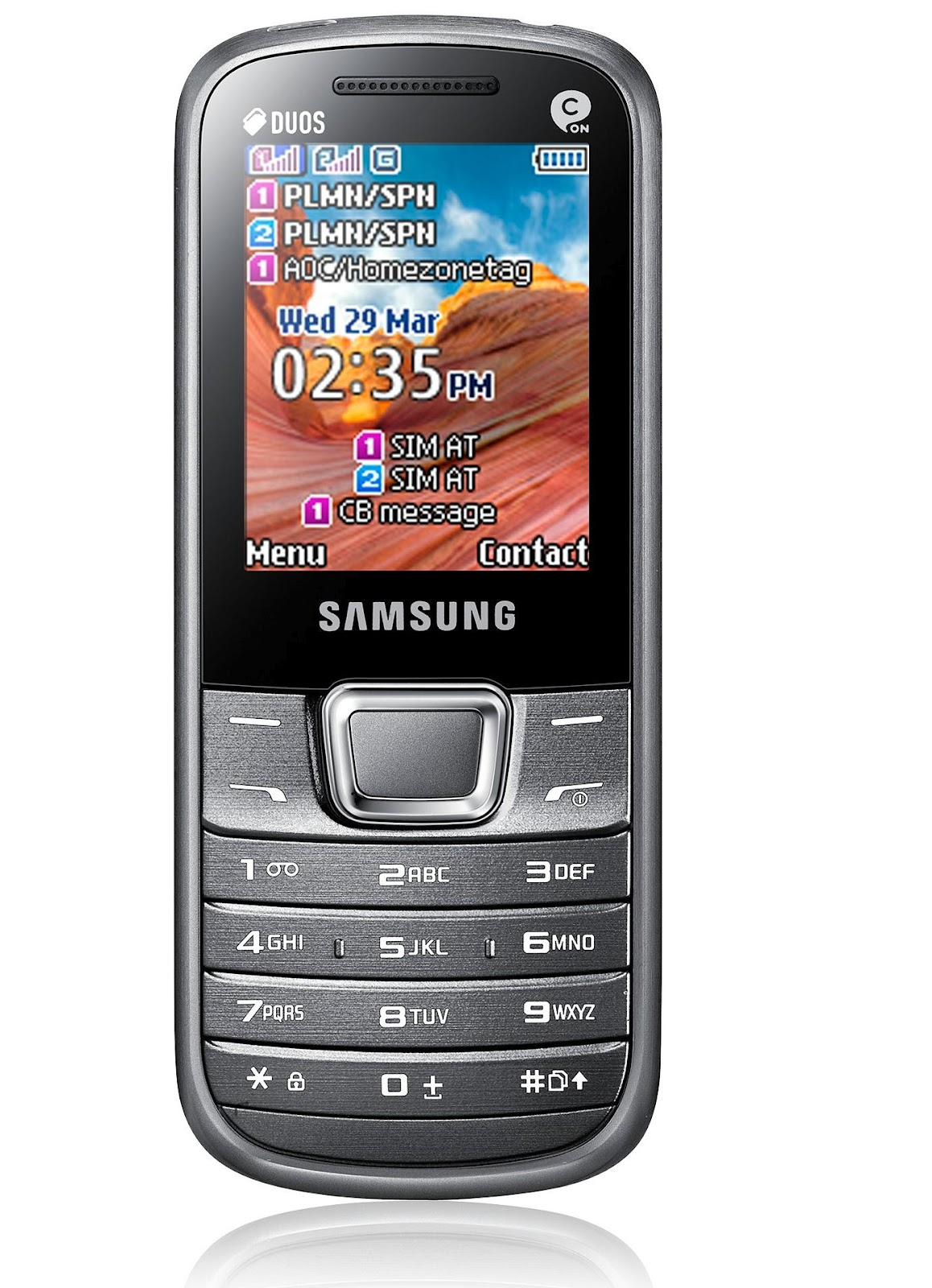 Features and specifications of samsung e1207t - The Best Mobiles The Best Price Samsung E2252 Metallic